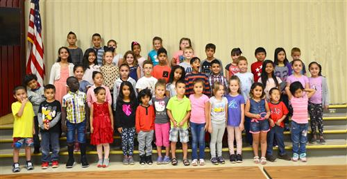 English Language Learners at Neil Armstrong Elementary School