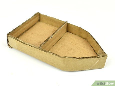 Sand Barge example