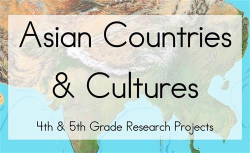 Asian Countries research link
