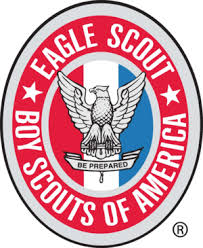 Connor Weihoneig is an Eagle Scout!