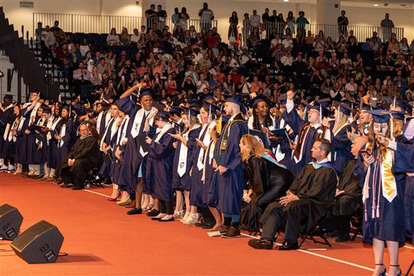 Commencement ceremony held for Class of 2019
