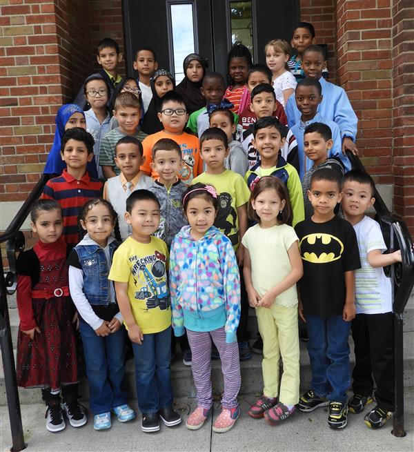 Brasser ENL students
